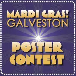 2019 Mardi Gras! Galveston Official Poster Contest