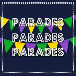 New Parades Announced